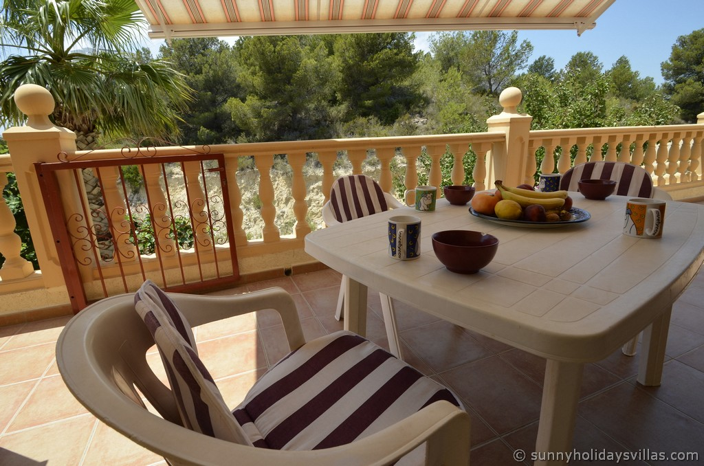 Calpe Ferienhaus Vacation Home Villa Regina 5