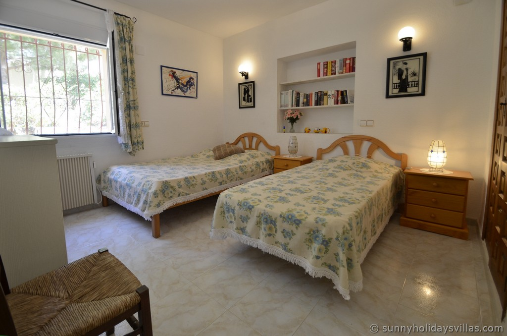 Calpe Ferienhaus Vacation Home Villa Regina 8