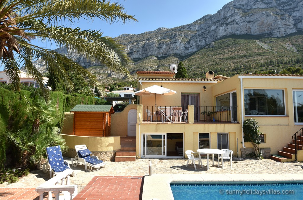 Denia Ferienhaus Vacation Home ElRefugio Bild 04