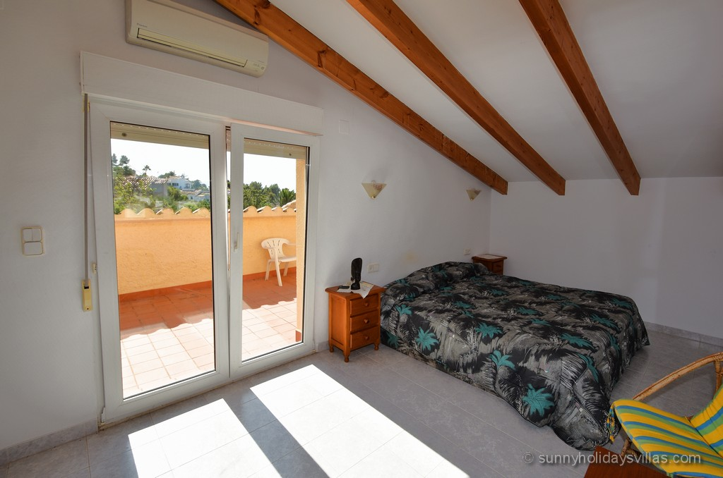 Denia Ferienhaus Vacation Home ElRefugio Bild 05