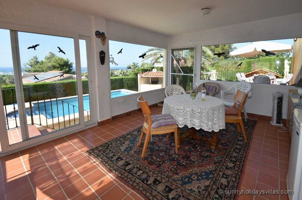 Denia Ferienhaus Vacation Home ElRefugio Bild 10