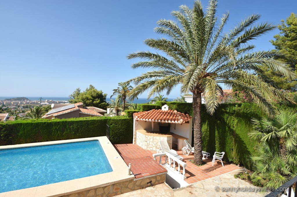 Denia Ferienhaus Vacation Home ElRefugio Bild 12