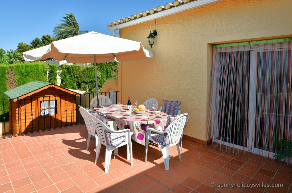 Denia Ferienhaus Vacation Home ElRefugio Bild 14