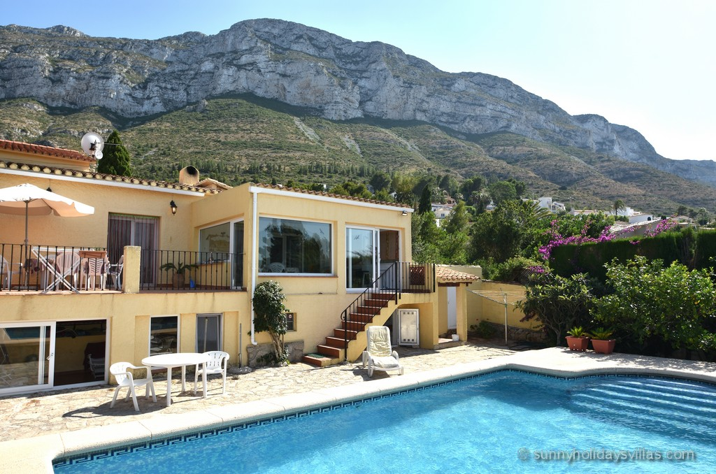 Denia Ferienhaus Vacation Home ElRefugio Bild 17