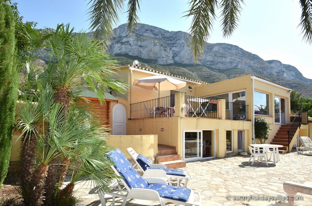 Denia Ferienhaus Vacation Home ElRefugio Bild 18