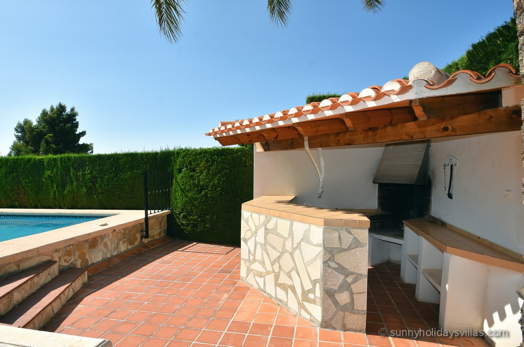 Denia Ferienhaus Vacation Home ElRefugio Bild 19