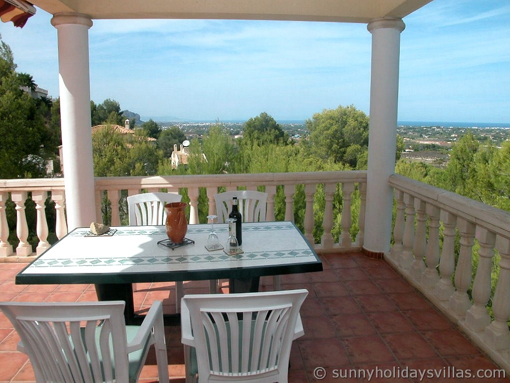 Denia Ferienhaus Vacation Home Villa Elena Bild 14