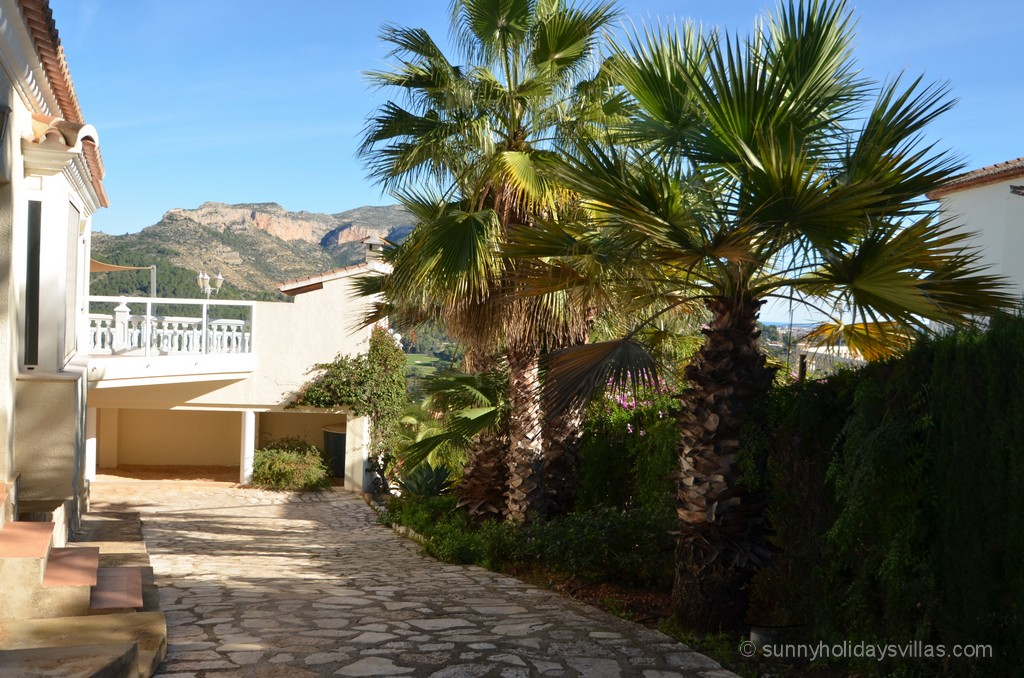Denia Ferienhaus Vacation Home Villa Jasmine Bild 02