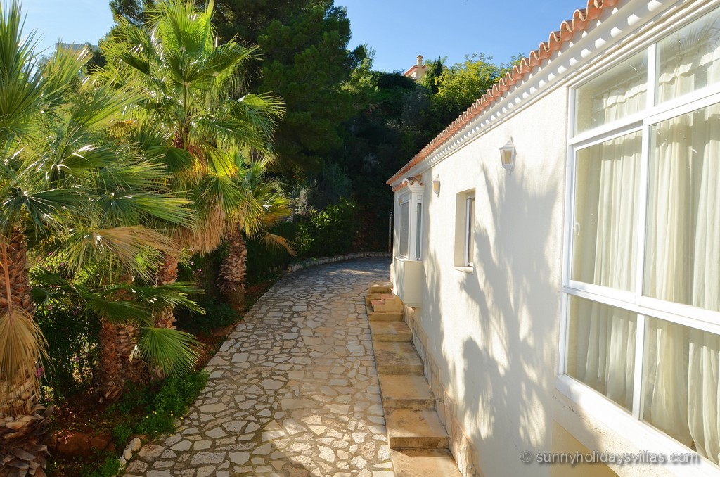 Denia Ferienhaus Vacation Home Villa Jasmine Bild 20