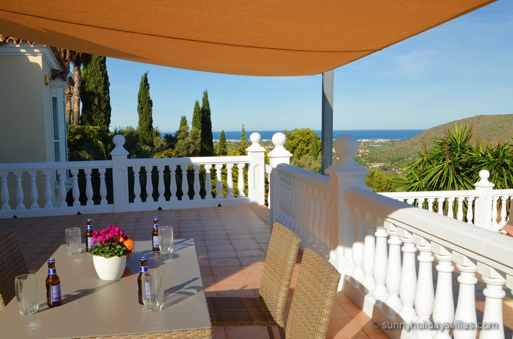 Denia Ferienhaus Vacation Home Villa Jasmine Bild 21