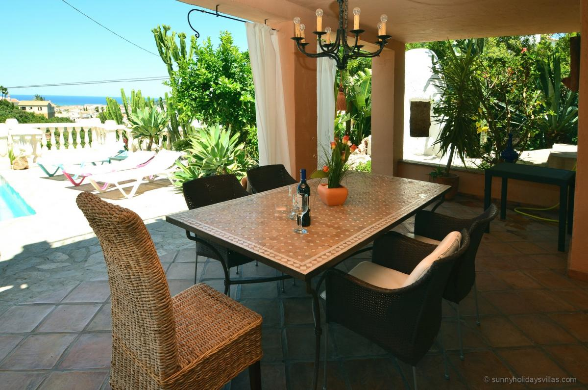 Denia Ferienhaus Vacation Home Villa Montgo Bild 52