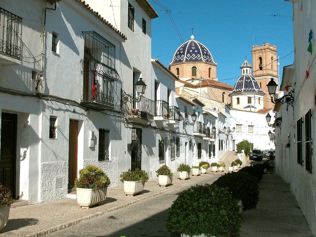 Hotel Altea Espagne